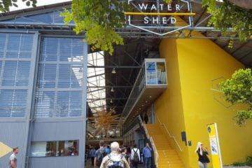 V&A Watershed entrance