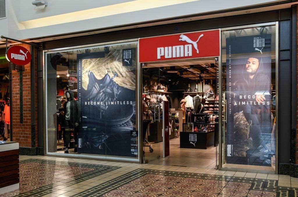 meilleur pas cher 430bf 4638a Puma – Activewear – V&A Waterfront