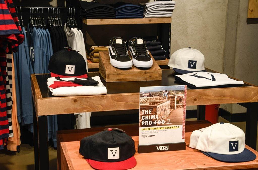 4ee1c7c8ae982b Vans – Footwear – V A Waterfront