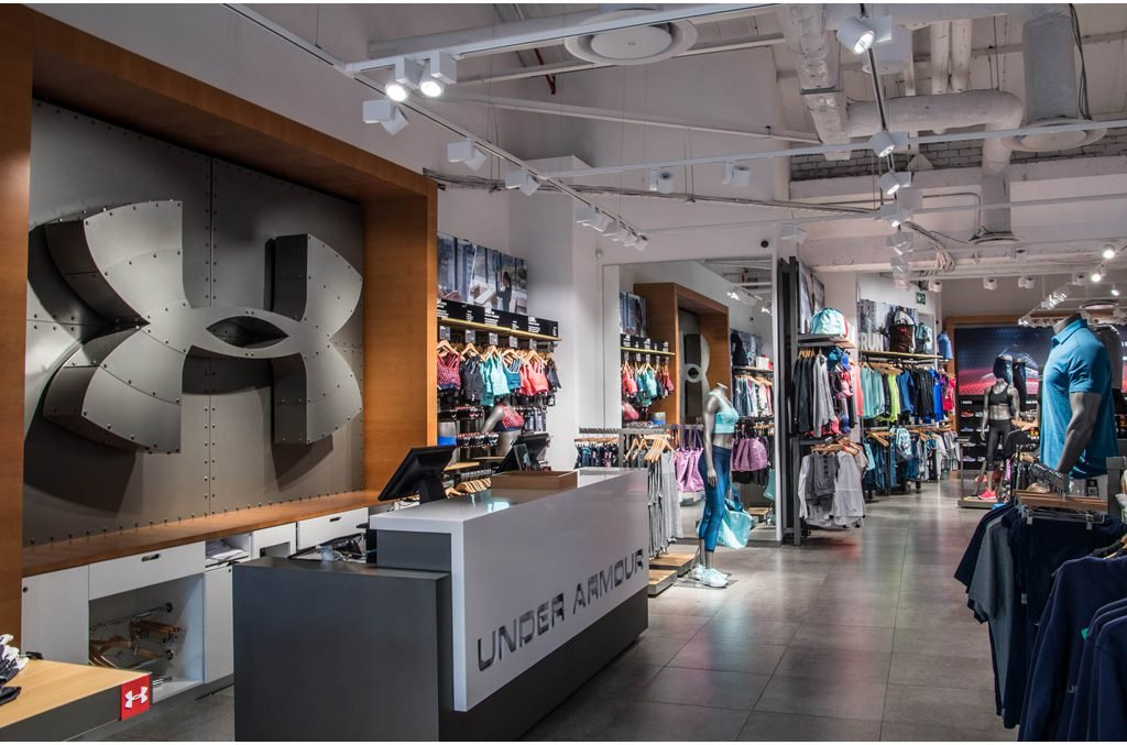 Under Armour – Activewear – V&A Waterfront