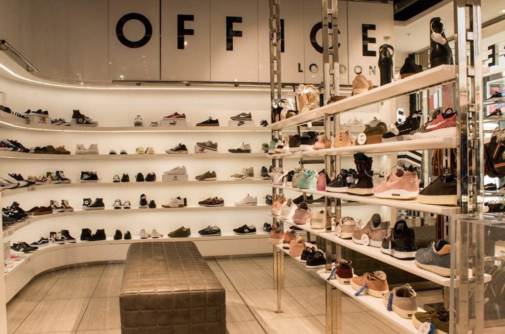 shoe shops tygervalley
