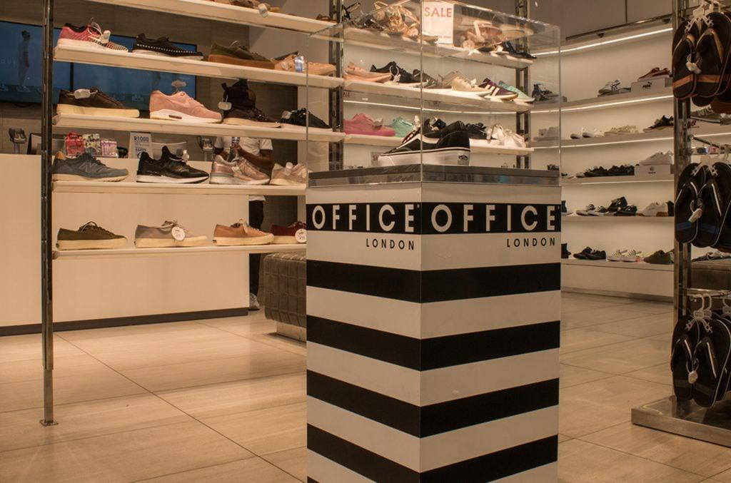 Office London – Footwear – V\u0026A Waterfront