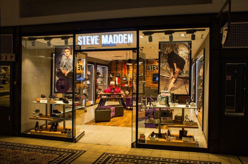 3fa28a2deb1 Steve Madden – Footwear – V A Waterfront