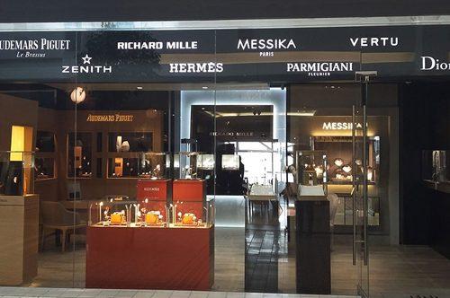 Boutique Haute Horlogerie Exclusive Watches V A Waterfront