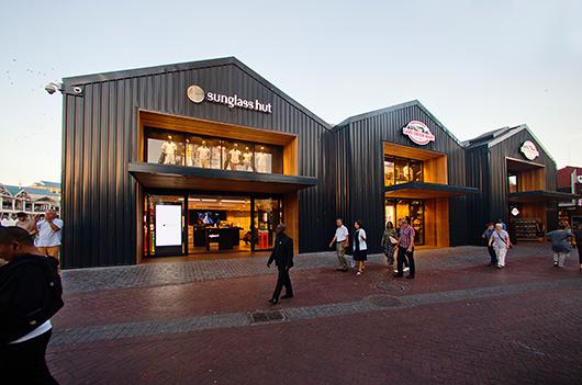 Sunglass Hut and Cape Union Mart