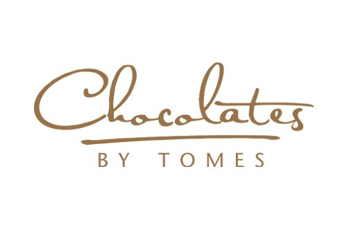 Chocolates by Tomes logo