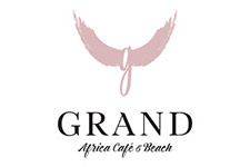 Grand Africa Cafe and Beach logo