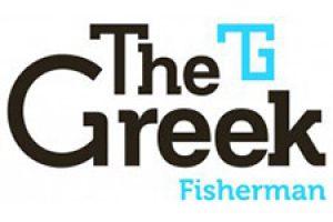 The Greek Fisherman restaurant logo