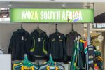 Woza South Africa store interior
