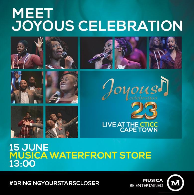 Meet Joyous Celebration – V&A Waterfront